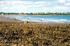 This Maine town's population more than triples come summertime, when visitors flood in to enjoy its natural beauty and seaside charm, with outdoor activities like deep sea fishing, kayaking, and exploring nature preserves. For more information, visit yorkbeachme.com.   - CountryLiving.com