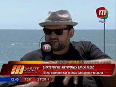 Christophe Krywonis en La Feliz