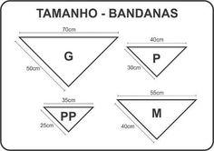 Babador Bandana: Passo a passo com molde | Toda Atual