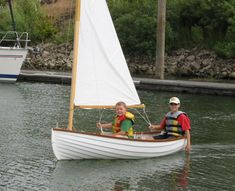 Re: Traditional Dinghy