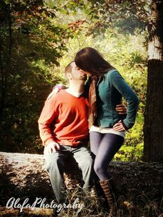 Couple fall photography