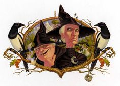 art, illustration, frame,  //  Modrovlas a dračí přítula | Katanga | Amatérská kresba