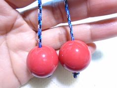 Begleri Red Begleri Begleri beads by OneOfferJewelry on Etsy