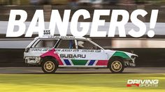 Bangers! Racing for Glory on the Isle of Man