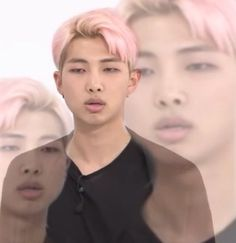 Namjoon trying to figure out how he's gonna explain Outcast to the other members