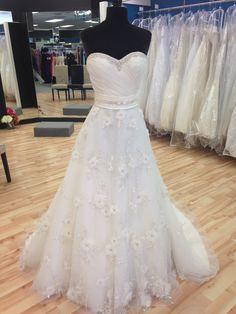 Fun and Flirty Wedding Dress | Shop Bridal Cottage