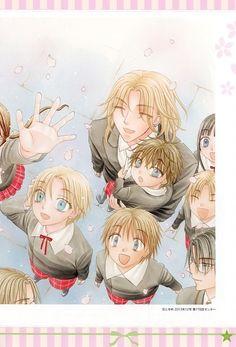 Tachibana Higuchi, Gakuen Alice, Graduation - Gakuen Alice Illustration Fanbook, Nonoko Ogasawara, Youichi Hijiri