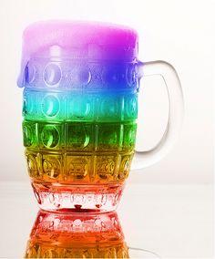 Rainbow Beer.