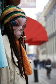Alien Rasta