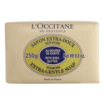 Shea Butter Extra Gentle Soap - Verbena by L'Occitane en Provence - the BEST French soap ever!