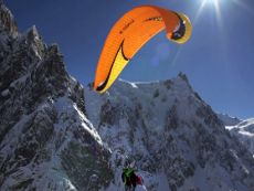 Paragliding Chamonix - Tandem Flights in Chamonix Mont Blanc.