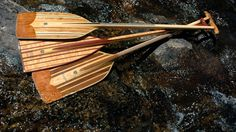 Fritz Orr Canoe brings a heritage of canoeing to life through handcrafted custom canoe paddles. Discover these artisan made paddles for all canoeists. Canoeing, Kayaking, Wood Projects, Woodworking Projects, Canoe Paddles, Wood Canoe, Wooden Paddle, Float Your Boat, Wooden Boats