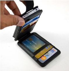 Cool Stuff We Like Here @ CoolPile.com ------- << Original Comment >> ------- iphone wallet
