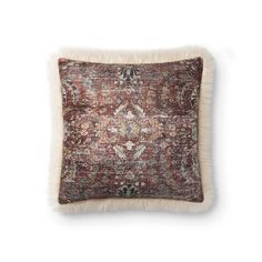 Cushion Cover Made In Clarke /& Clarke Fabric Souk Ivory