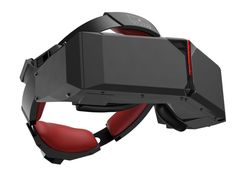 StarVR, a dual-display #VR headset that will offer a 210-degree view ▷