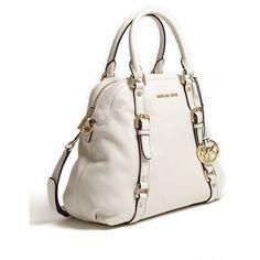 Michael Kors Large Bedford Bowling Bag ($454) ❤