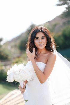 Wedding Makeup Latina Posts Ideas For 2019 Wedding Looks, Bridal Looks, Wedding Make Up, Trendy Wedding, Wedding Affordable, Wedding Summer, Summer Weddings, Wedding Night, Blue Wedding