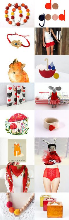 Beautiful list by Kristina Sabaite on Etsy--Pinned with TreasuryPin.com