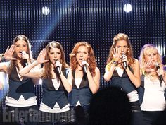 'Pitch Perfect 2' First Look: 10 Photos From the Movie and On the Set