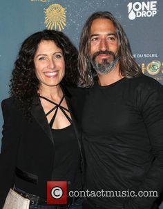 Lisa Edelstein and Robert Russell @ Cirque du Soleil - Kurios - Cabinet of Curiosities