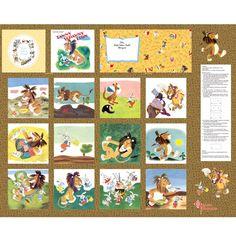 Little Golden Books - Tawny Scrawny Lion