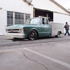 C10 Work Truck