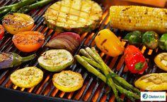 Grill je maaltijden voor een slank lichaam