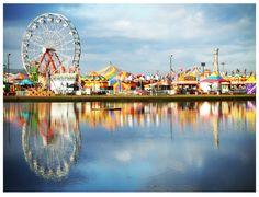 Carnival Reflection