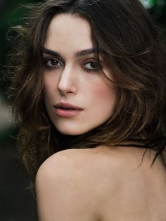 Keira Knightley by James White
