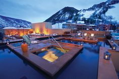 The Little Nell – Aspen, CO, the best place to relax after a day on the slopes