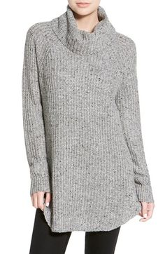 Sun & Shadow Turtleneck Sweater | Nordstrom