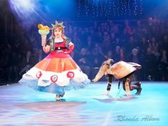 Trash to Fashion 2014 - Liberty Belle - Finalist in category Railroad Express (Primary Schools)