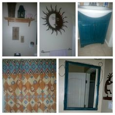 New bathroom colors and decor