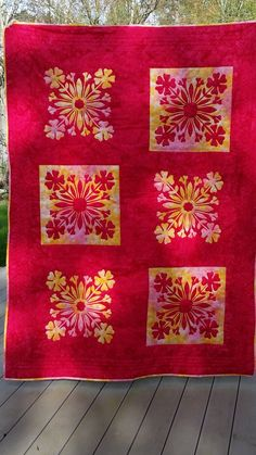 tropical quilt patterns with images of pineapples turtles fish