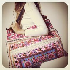 INDAH HANDBAG - Bohemian Bliss Boutique