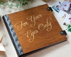 Photo Album Guest Book We work in standard mode by woodlack