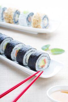 Frédéric LECHAT Photographe | studio culinaire - cuisine japonaise maki makizushi | #photographie #culinaire #japon #maki