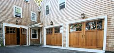 The Faux wood garage door is the well experienced company; enhance the beauty of your wooden garage doors. Choice for the Martin Chalet Faux wood garage doors in California, USA for natural appearance which blends with other building materials used in the construction of houses.