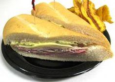 Cubano sandwich | Porto's Bakery