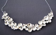 Bubble necklace! MUST MAKE