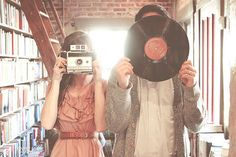Photos and music<3 so us