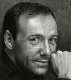 Kevin Spacey by =Thubakabra on deviantART