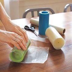 """Quella che chiamiamo comunemente """"carta da forno"""" è composta di un foglio di carta a cui viene solitamente aggiunto uno strato di paraffina o altri materiali che la rendono molto resist…"""