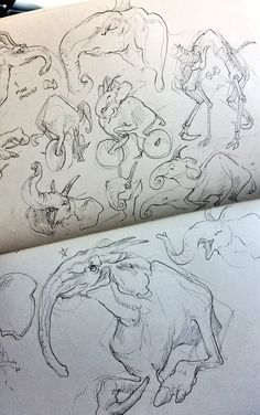 News of the new His Dark Materials adaptation had me all excited, so I drew some Mulefa for the first time in a good while. The Golden Compass, His Dark Materials, Love Illustration, Love Book, Drawing Reference, Book Series, Illustrators, Something To Do, Concept Art