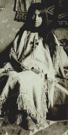 Lenna Geronimo..Geronimo's daughter