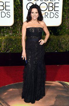 Julia Louis-Dreyfus - 2016 Globes