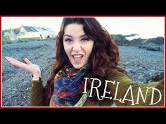 Why I Love Ireland! | December Diary | Melanie Murphy - YouTube