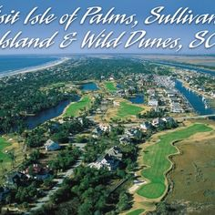 Isle of Palms  Wild Dunes  Make sure you go to Poe's for a great burger!