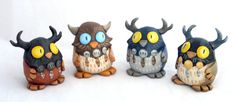 PREORDER  World of Warcraft Moonkins by HandmadeByHanners on Etsy, $40.00