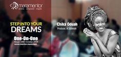 Chika Oduah to share her entrepreneurial experiences and business tips at #Mara1on1, #Abuja on 14 Oct.